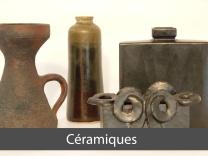 onglet Céramique