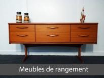 onglet Meubles