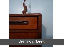 onglet vente privées